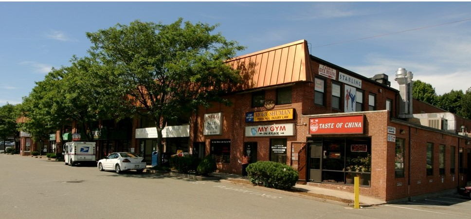 Commercial Property Worcester Ma
